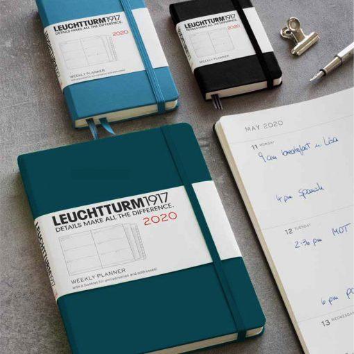 LEUCHTTURM 2020 Weekly Planner