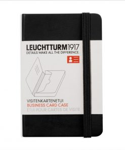 Business Card Cases Business Card Case, 65 x 100 x 15 mm, Black