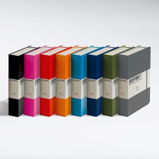 , Book Box, Red, 255 x 340 x 60 mm