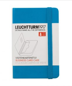Business Card Cases Business Card Case, 65 x 100 x 15 mm, azur