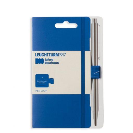 , Pen Loop Royal Blue Bauhaus 100