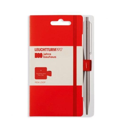 , Pen Loop Red Bauhaus 100