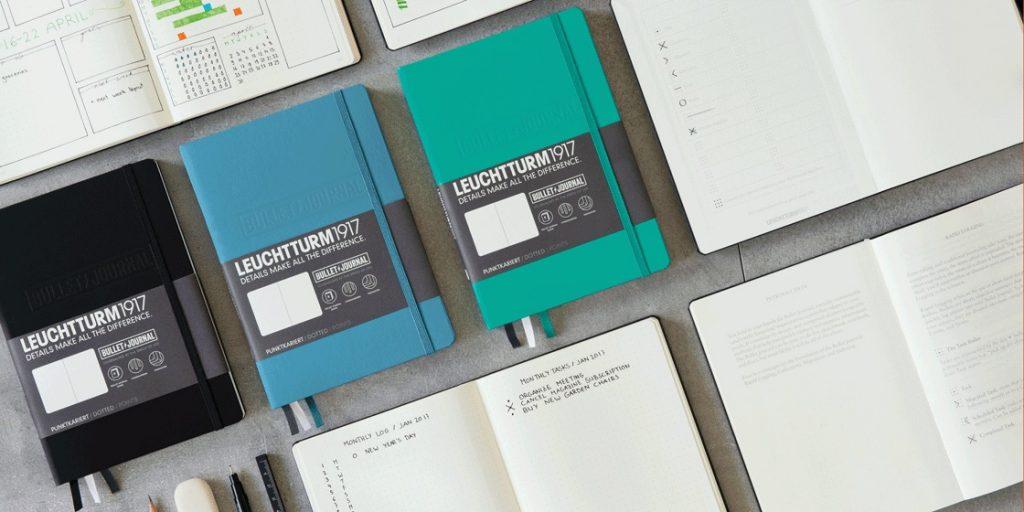 Bullet Journals, Bullet Journals