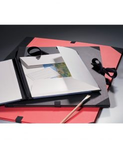 , Artists Portfolio Case (A4) Red