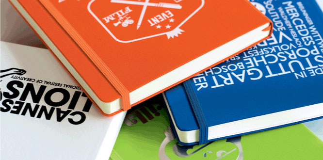 Notebook Embossing, Notebook & Diary Embossing