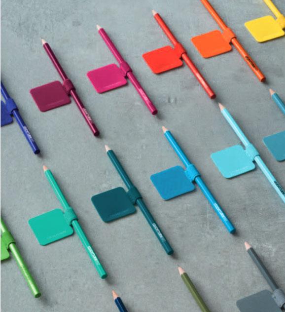 Enclosure Bands, Enclosure Bands, Page Markers & Pen Loops
