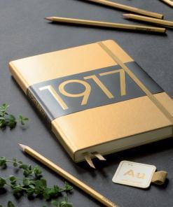 Metallic Cover Notebooks